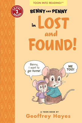 Cover for Benny and Penny in Lost and Found!