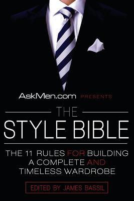 Askmen.com Presents the Style Bible Cover