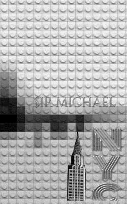 Airplane Iconic Chrysler Building New York City Sir Michael Huhn Artist Drawing Journal Cover Image