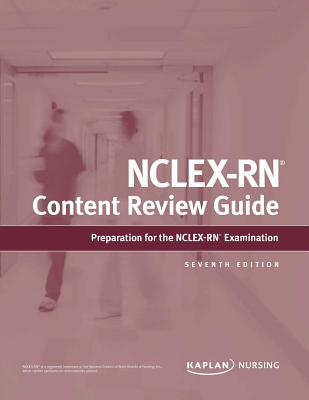 NCLEX-RN Content Review Guide (Kaplan Test Prep) Cover Image