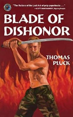 Blade of Dishonor Cover Image