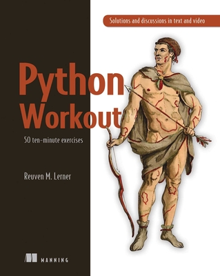 Cover for Python Workout