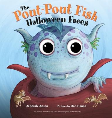 The Pout-Pout Fish Halloween Faces (A Pout-Pout Fish Novelty) Cover Image