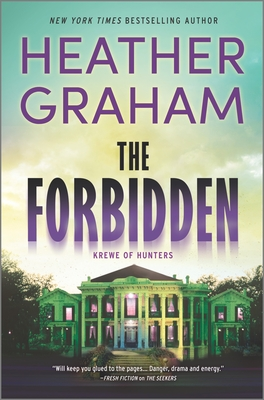 The Forbidden (Krewe of Hunters #34) Cover Image