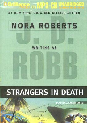 Strangers in Death Cover Image