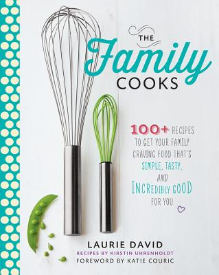 The Family Cooks Cover