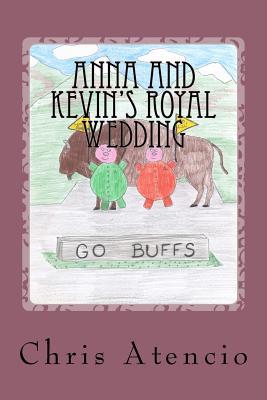 Anna and Kevin's Royal Wedding (Royals #10) Cover Image