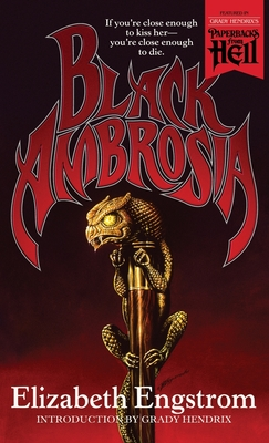 Black Ambrosia (Paperbacks from Hell) Cover Image