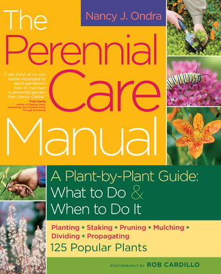 The Perennial Care Manual Cover