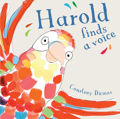 Harold Finds a Voice Cover