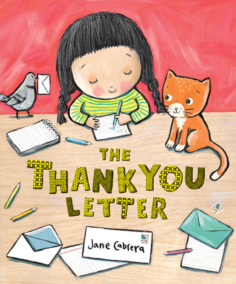 The Thank You Letter Cover Image