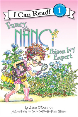 Fancy Nancy: Poison Ivy Expert Cover Image