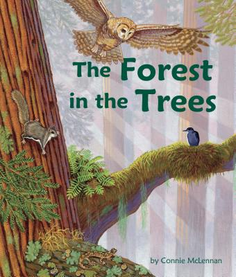 Cover for The Forest in the Trees