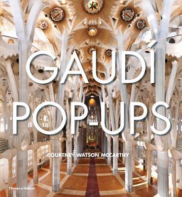 Gaudi Pop-Ups Cover Image