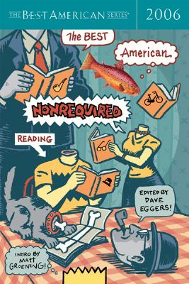 The Best American Nonrequired Reading 2006 Cover Image