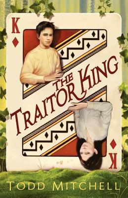 The Traitor King Cover