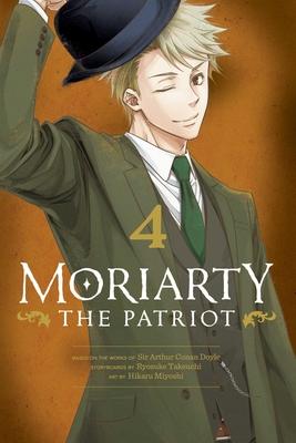 Moriarty the Patriot, Vol. 4 Cover Image