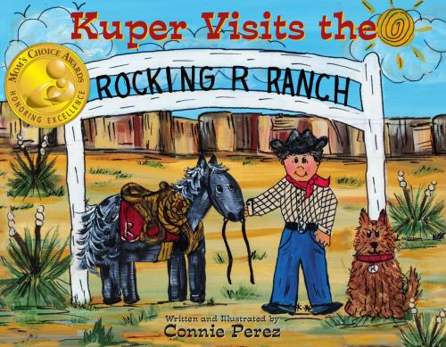 Cover for Kuper Visits the Rocking R Ranch