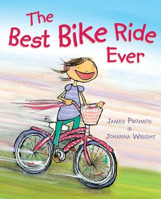 The Best Bike Ride Ever Cover