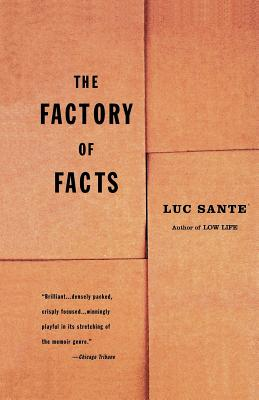 The Factory of Facts Cover