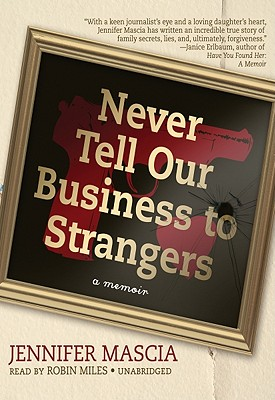 Never Tell Our Business to Strangers Cover