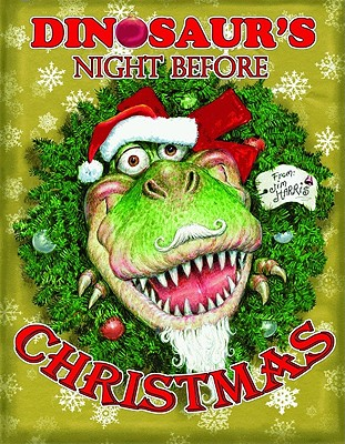 Dinosaur's Night Before Christmas Cover