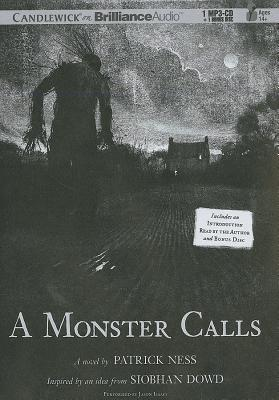 A Monster Calls [With Bonus Disc] Cover Image