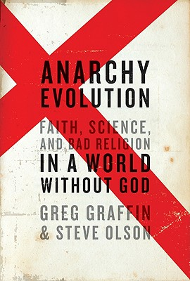 Anarchy Evolution Cover