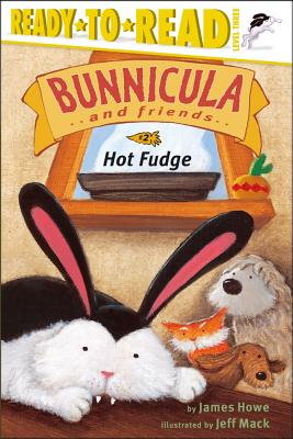 Cover for Hot Fudge (Bunnicula and Friends #2)