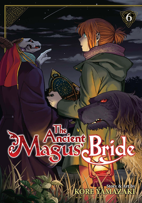 The Ancient Magus' Bride, Volume 6 Cover