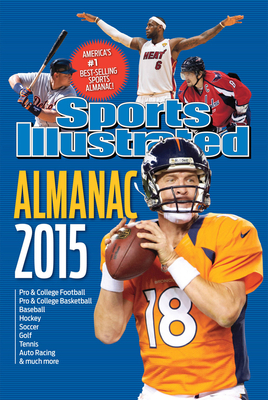 Sports Illustrated Almanac 2015 Cover Image