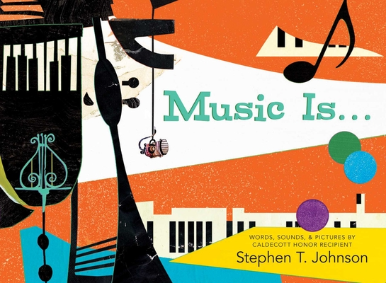 Music Is . . . Cover Image