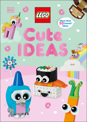 LEGO Cute Ideas  (Library Edition) Cover Image