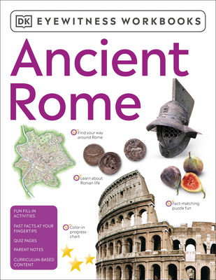 Eyewitness Workbooks Ancient Rome Cover Image