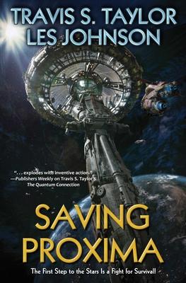 Saving Proxima Cover Image