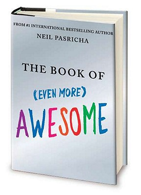 The Book of Even More Awesome Cover