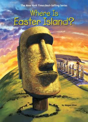 Where Is Easter Island? (Where Is?) Cover Image