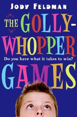 The Gollywhopper Games Cover