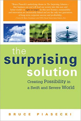 The Surprising Solution: Creating Possibility in a Swift and Severe World Cover Image