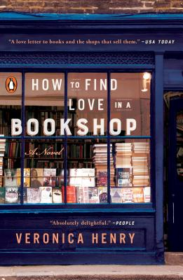 How to Find Love in a Bookshop: A Novel Cover Image
