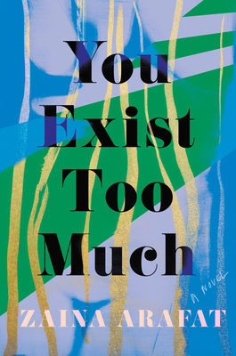 You Exist Too Much Cover Image