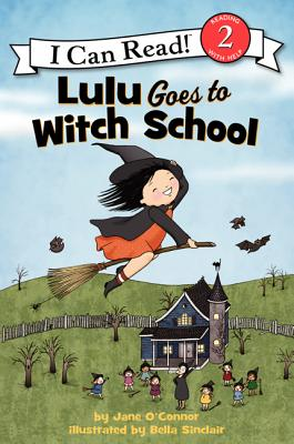 Lulu Goes to Witch School Cover Image