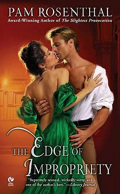 Cover for The Edge of Impropriety