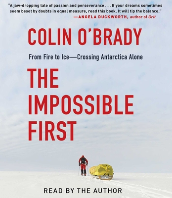 The Impossible First Cover Image