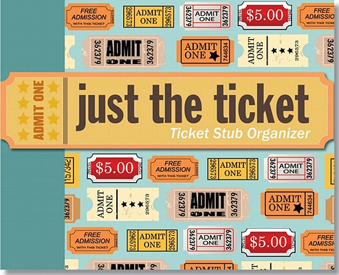 Just the Ticket Cover Image