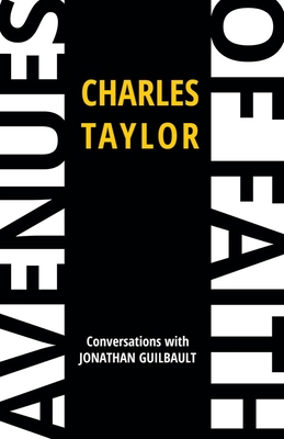 Avenues of Faith: Conversations with Jonathan Guilbault Cover Image