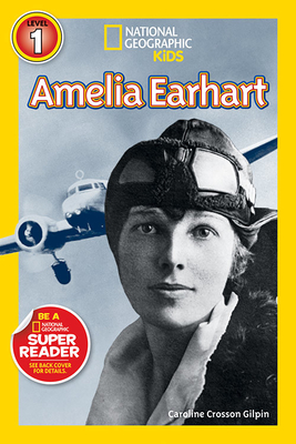 National Geographic Readers: Amelia Earhart (Readers Bios) Cover Image