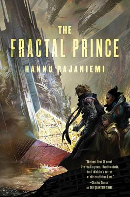 Cover for The Fractal Prince