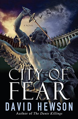 City of Fear Cover