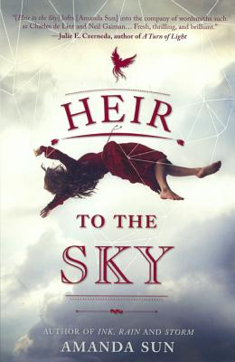 Cover for Heir to the Sky